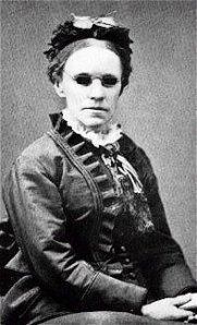 Fanny Crosby  in 1972 at age 52
